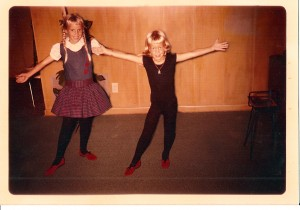 dancing sis's