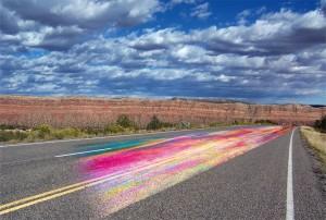 desert road